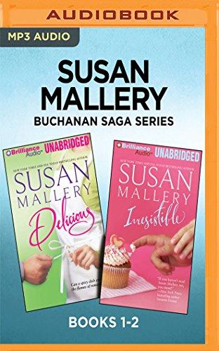 Susan Mallery Buchanan Saga Series: Books 1-2: Delicious & Irresistible
