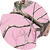 Thirstystone Realtree Car Cup Holder Coaster, Pink, 2-Pack