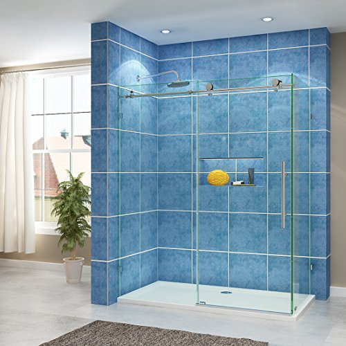 Side Panel Shower Enclosure - SUNNY SHOWER BP05L3, 60