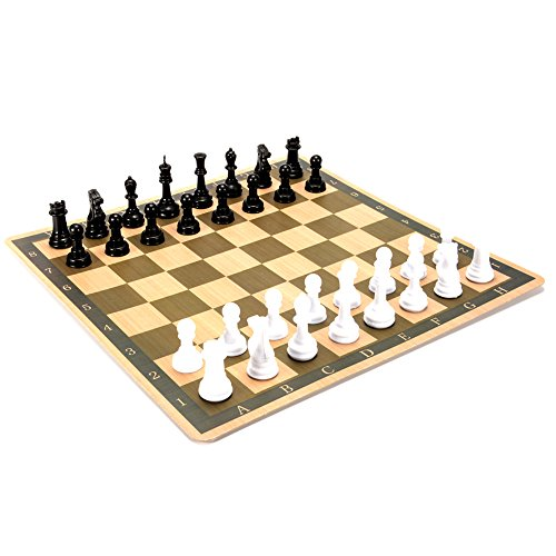 ThinkMax Chess Game Toy Set for Kids Learning and Educational Toys
