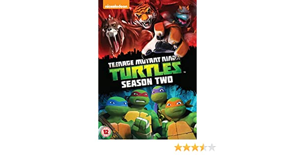 Amazon.com: Teenage Mutant Ninja Turtles: Season 2 [2012 ...