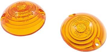 Blinkergläser Für Ochsenaugen Blinker Gelb Paar Auto