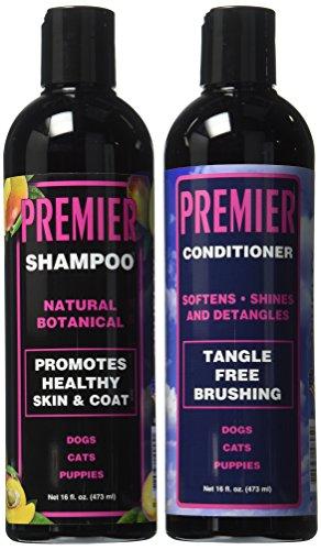 Eqyss Premier Shampoo/Rinse Pet, Pint