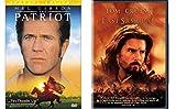 The Last Samurai & The Patriot Historic Action 2-Movie Bundle