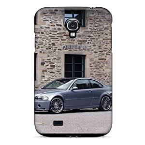Hot Tpu Covers Cases For Galaxy/ S4 Cases Covers Skin - G Power Bmw M3 Front And Side