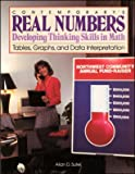 Real Numbers : Tables, Graphs and Data, Suter, Allan, 0809242176