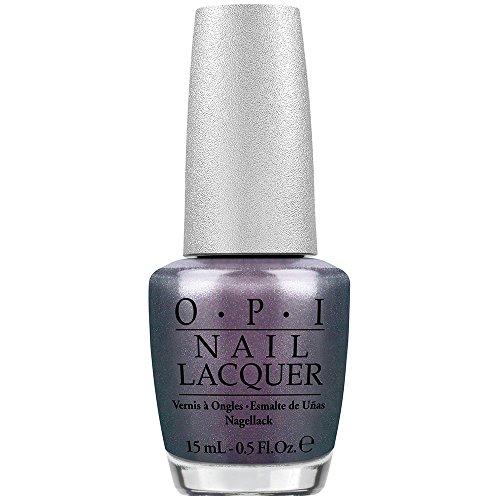 OPI Designer Series Nail Lacquer, Charcoal, 0.5 fl. oz. (Polish Nail Classic Opi)
