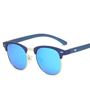 Aoligei Aluminio-magnesio polarizado Gafas de Sol de Espejo de Conductor de Hombres y Mujeres: Amazon.es: Jardín