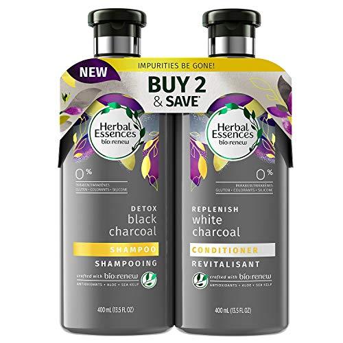 Herbal Essences Bio:Renew Charcoal Shampoo & Conditioner