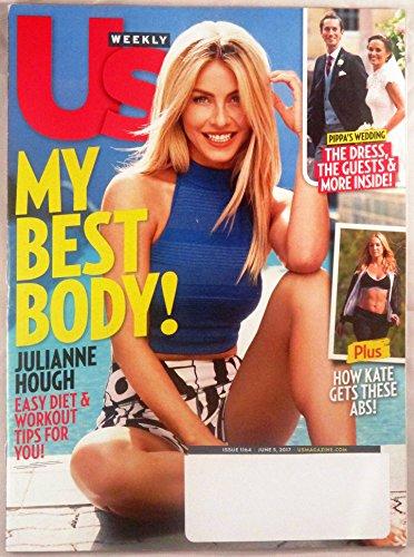 Us Weekly Magazine  Single Issue  June 5  2017