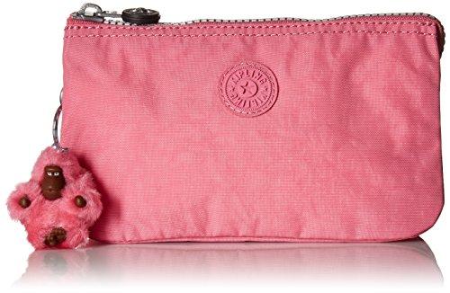 Kipling Creativity L Pink Macarons Pouch, pnkmacaron