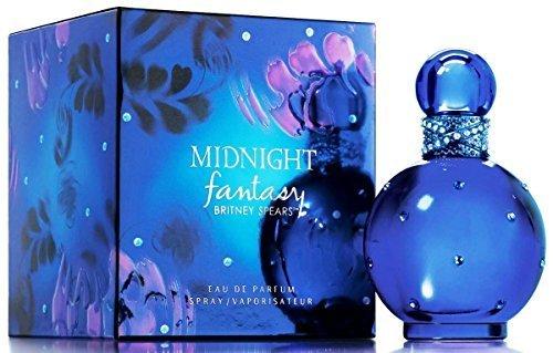 (Britney Spears Midnight Fantasy EDP for Women 100 ml/3.4 oz.)