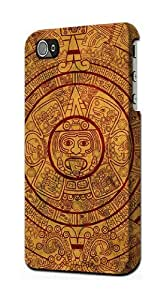 S0692 Mayan Calendar Case Cover for Iphone 5 5s by icecream design