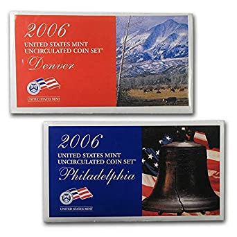 2006 United States Mint Set in Original Packaging 1