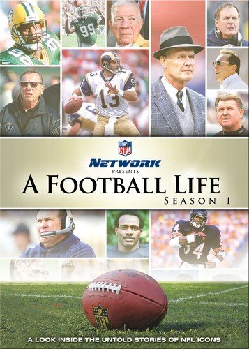 A Football Life: Season 1 (Highlights Dvd Football)