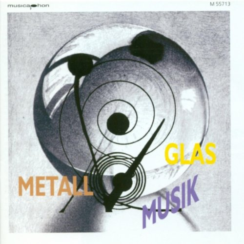 Double Gong (Glasmusik-Metallmusik: V. Nine walking quintets: Metalophone ... - Wind music (mixed): Blown tubes - Double horn ... - Glass rubbing, accompanied by gong)