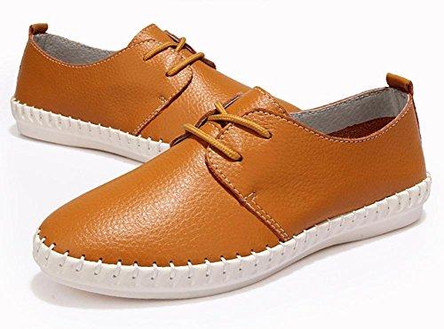 plates et rondes chaussures CN36 printemps des US6 célibataires chaussures UK4 EU36 vent dentelle chaussures chaussures femmes de l'automne chaussures sport Mme d'ascenseur Collège 70nxOqq5