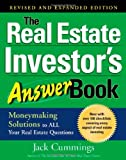 img - for The Real Estate Investor's Answer Book: Money Making Solutions to All Your Real Estate Questions book / textbook / text book
