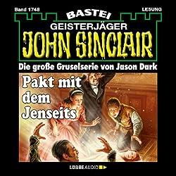 Pakt mit dem Jenseits (John Sinclair 1748)
