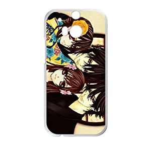 Vampire Knight HTC One M8 Cell Phone Case White Phone cover O7525964