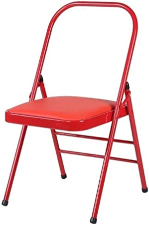 Wxf Chaise Se Pliante de Réunion de Bureau, Chaise Portative