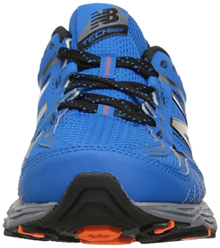 New Balance Men's 510v3 Trail Running Shoe, Sonar/Black, 10 4E US Sonar/Black