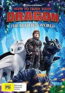How To Train Your Dragon: The Hidden World  (DVD)