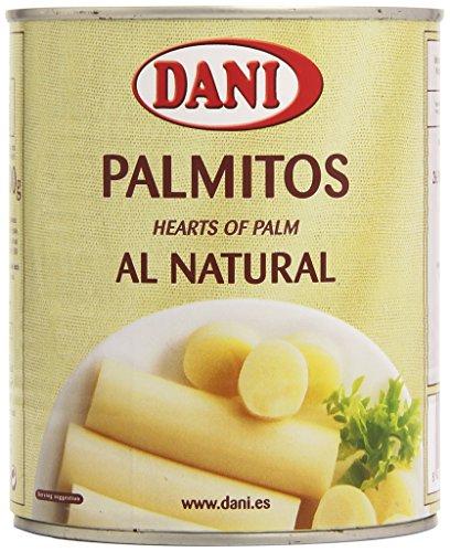 Dani Palmitas Al Natural 500 G