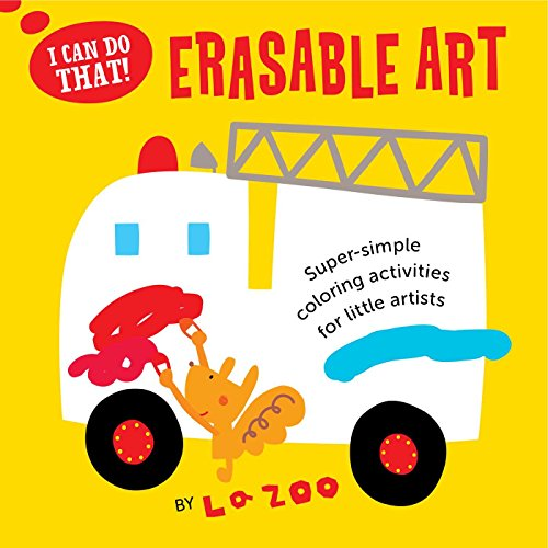 I Can Do That: Erasable Art: Super Simple Scribbles and Squiggles