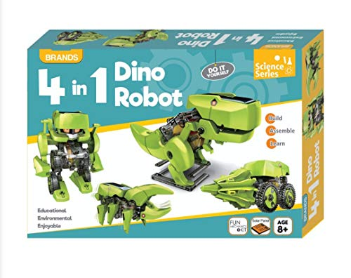 4 in 1 Dino Robots