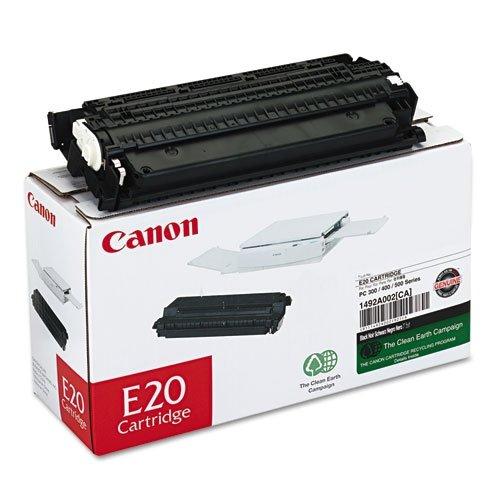 - Canon E20 Toner, Black