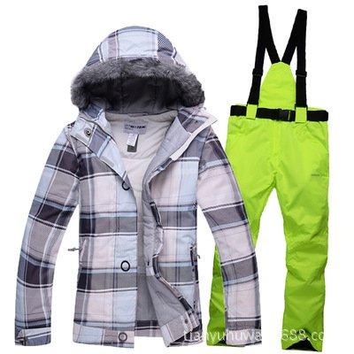Cerniera Sci Di Uomini Antivento Tuta 9 Degli Impermeabile Giacca Caldo Donne Dyf Cappotto Fym Pantaloni Giacche q4zOFw