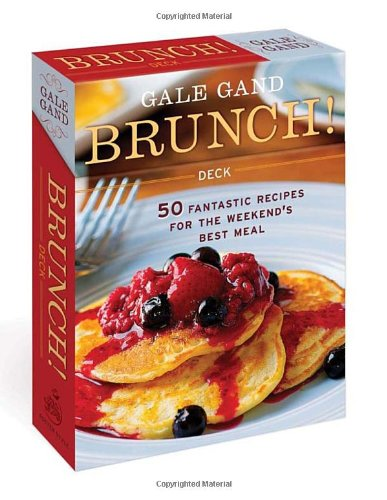 Download Brunch Deck: 50 Fantastic Recipes for the Weekend's Best Meal pdf epub