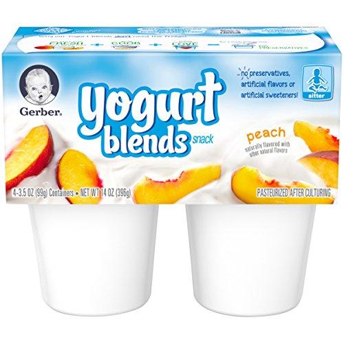 Gerber Yogurt - 7
