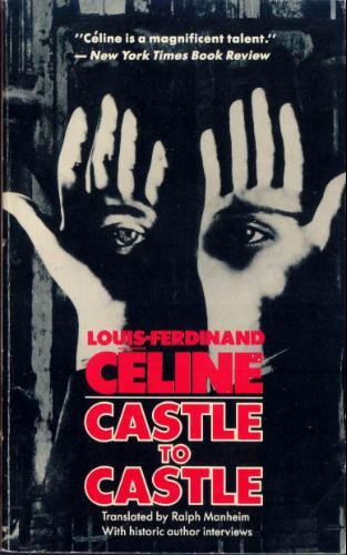 Castle to Castle, Celine, Louis-Ferdinand