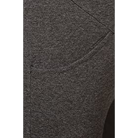 - 51yhm f3mSL - Leggings Depot Women's Ultra Soft Maternity Belt Adjustable Belly Support Comfort Stretch Essential Leggings