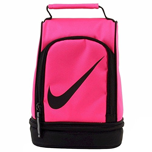 Nike Contrast Hyper Pink Insulated Tote Lunch Bag - Grande Insulated Bag
