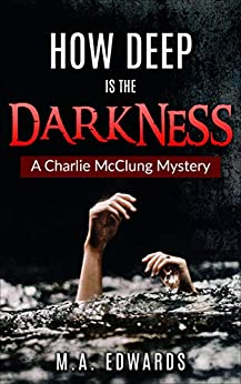 Book cover image for How Deep is the Darkness: A Charlie McClung Mystery (Book 6)