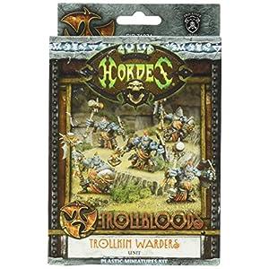 Privateer Press – Hordes – Trollblood: Trollkin Warders Model Kit