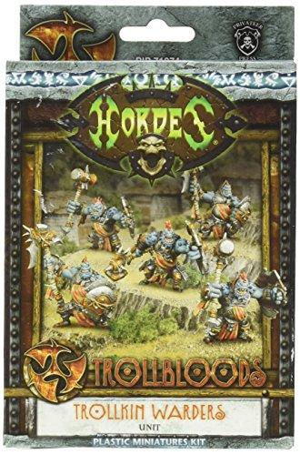 Privateer Press - Hordes - Trollblood: Trollkin Warders Model Kit 3