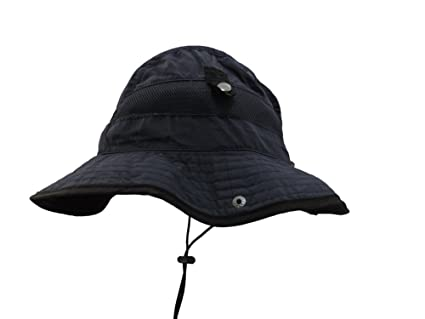 9c105f75ef8 Amazon.com  American Outdoorsman The Old-Timer Bucket Hat Navy Large   Everything Else