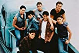 #10: The Outsiders 24x36 Poster Tom Cruise Ralph Macchio Rob Lowe Patrick Swayze in pick up