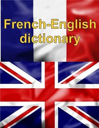 French-English Dictionary (French Edition) eBook: Dima Suponau ...