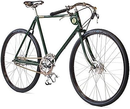 Pashley Speed 5 – Señor bicicleta en el estilo clásico Gentlemen ...