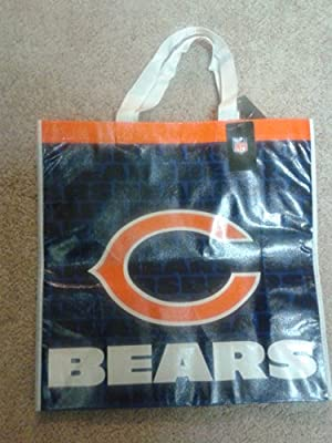 Chicago Bears NFL Reusable Eco-friendly Tote Bag