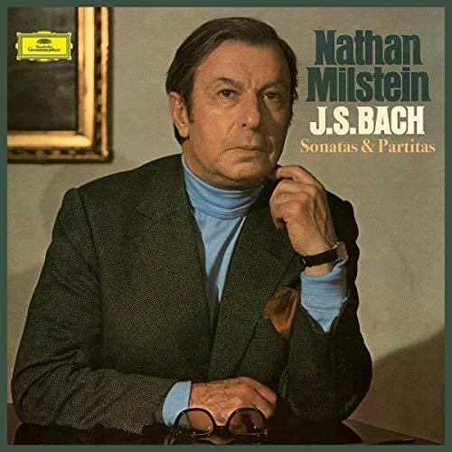 Bach Sonata Violin - J.S. Bach: Sonatas & Partitas For Solo Violin [3 LP]