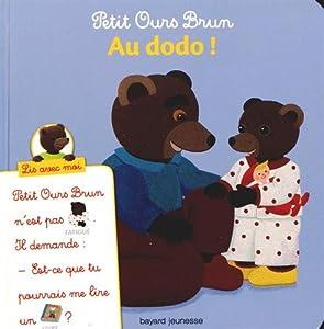 """Afficher """"Petit Ours brun, lis avec moi Au dodo !"""""""