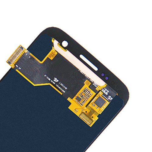 HJSDtech LCD Display Screen Touch Screen Digitizer Assembly Replacement for Samsung Galaxy S7 SM-G930 G930A G930F G930R4 G930P G930T G930V G930W8 (Black) by HJSDtech (Image #5)
