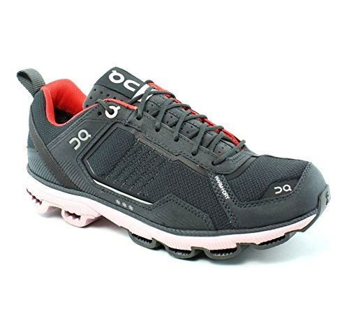 ON Running Cloudrunner Storm Black/Mauve Running, Cross Training Womens Athletic Shoes Size 9.5 New