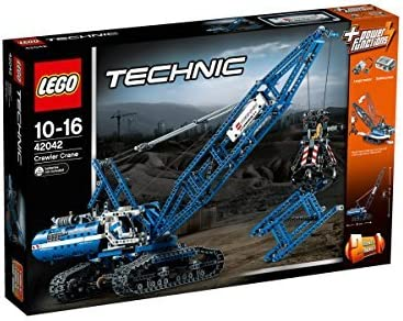 LEGO (LEGO) technique crawler crane 42042